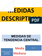 3. MEDIDAS DESCRIPTIVAS