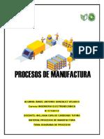 Fabricacion de Bloque de Motor