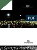 Karapatan Year End Report 2016