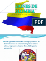 Regiones Colombia