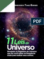 As 11 Leis Do Universo Tiago Benevides e Tiago Borges