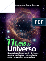 As 11 Leis Do Universo Tiago Benevides e Tiago Borges