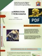 Mineralogia Capitulo i