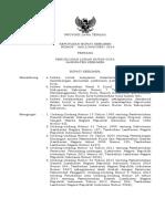 Sk Hutan Kota Kab Kebumen 2014