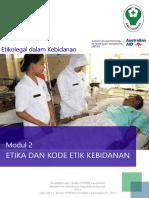 Kb 1 Modul Etika Dan Kode Etik Kebidanan