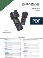 Blackvue-manual DR750S-2CH en WEB Ver.1.00
