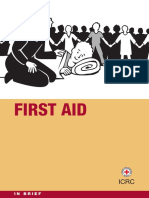 ICRC first aid in brief and CoC for combatants