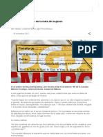 México y El Infierno de La Trata de Mujeres - BBC News Mundo
