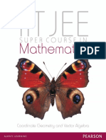 Trishna Knowledge Systems-IIT JEE Super Course in Mathematics_ Coordinate Geometry and Vector Algebra. 4-Pearson India (2011)