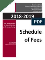 SOF 2018-2019-Revised 7-9-18