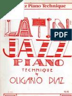 Latin Jazz Piano Technique 2