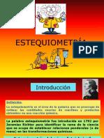 estequiometrìa