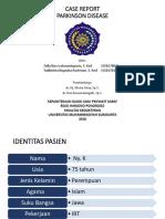Case Report Parkinson