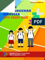 Indek Pembangunan Manusia Kota Banda Aceh 2017