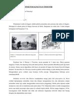 Sejarah Bangunan Industri