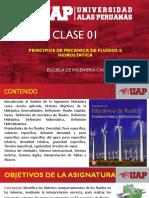 PRINCIPIOS DE MECANICA DE FLUIDOS E HIDROSTATICA
