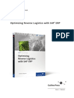 Sappress Optimizing Reverse Logistics