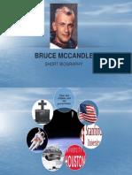 BRUCE McCandles