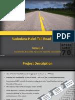Vadodara Halol Toll Road.pptx