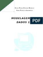 Apostila Modelagem de Dados I