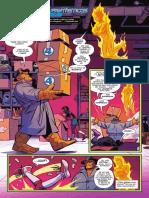 100% Marvel HC. Moon Girl y Dinosaurio Diabólico 5. Los Tres Fantásticos