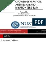 Lecture4 Numericals 1-10