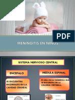 2-3-4 Meningitis en Niños