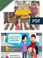 armando Carteles Peaton Ciclista y Pasajero