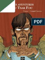 Les aventures du Tsar Fou