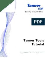 Tanner Tools Tutorial (Japanese)