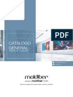 Catalogo General MOLDIBER 2015