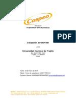 Cotización Curso USIM PAC
