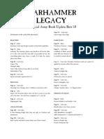 Warhammer Legacy Beta1 0 Army Books