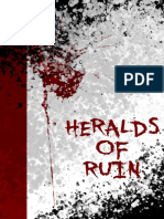 40k Heralds of Ruin - Rulebook