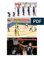 Basketball Basic Skills Pictures