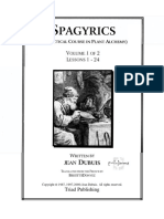John Dubuis - Spagyrics - A Practical Course In Plant Alchemy - Vol 1.pdf