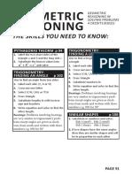 L1 Maths Geometric Reasoning WorkBook