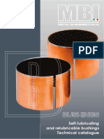 Self Lubricating Bushings UK