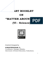 Matter Around Us (VI -std, Science, Unit-3)
