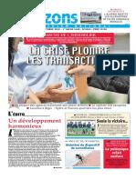 Journal Horizons Du 11-10-2018
