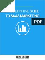 SaaS Marketing Guide 2015