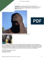 On Queer Privilege –Mask Magazine