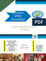 kebijakan SPME
