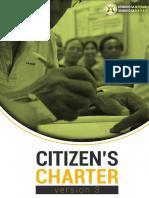 PVAO Citizens Charter