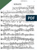 Vieuxtemps Op36 Sonata for Viola