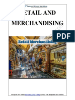 Strategic Perspective of Retail and Merchandising