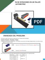 SECUENCIACION  DE OPERACIONES de un Taller autos.pptx
