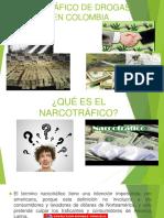 El Tráfico de Drogas en Colombia
