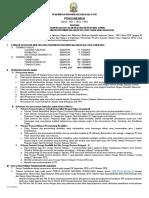 1 Pengumuman CPNS Formasi Umum®2018