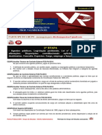05 - Polícia Federal - Grupo de Estudos - 2ª Etapa de Exercícios (Com Gabarito)